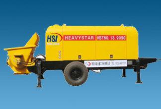 和盛达HBT6013-90SG型电动拖泵高清图 - 外观
