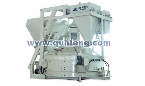 群峰机械MP系列立轴行星式搅拌机