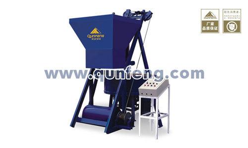 群峰机械JQ500 搅拌机