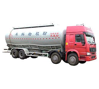 沈阳广成SYG5317GFL型粉粒物料运输车