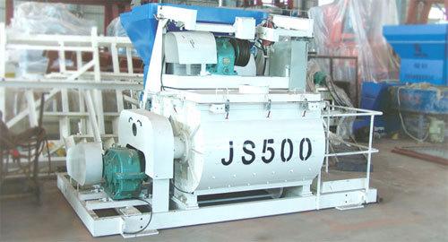 卓越鸿昌JS500强制式搅拌机