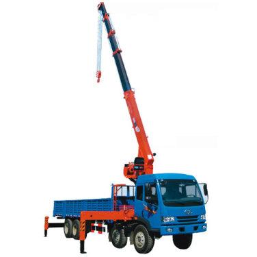 沈阳广成KS2305 型直臂随车起重机
