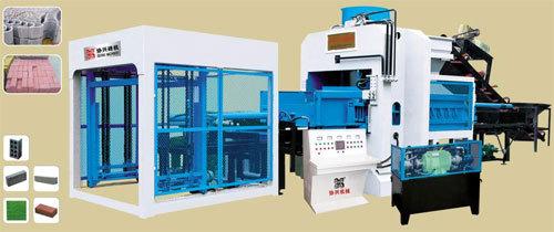 协兴XQY8000混凝土液压机