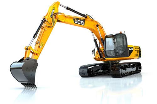 JCBJS220LC挖掘机
