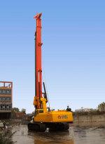 坤宇重装KYR250旋挖钻机
