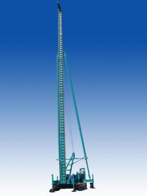 坤宇重装KY系列长螺旋钻孔机