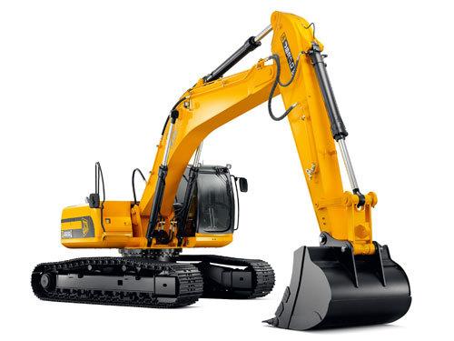 JCBJS290LC挖掘机