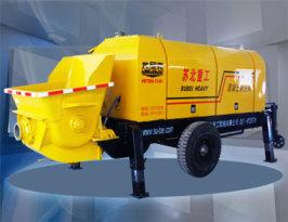 尤尼克HBT系列电机混凝土输送拖泵