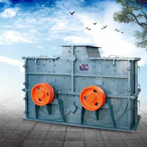东方机械CP1000X800X2双辊细碎锤式破碎机高清图 - 外观
