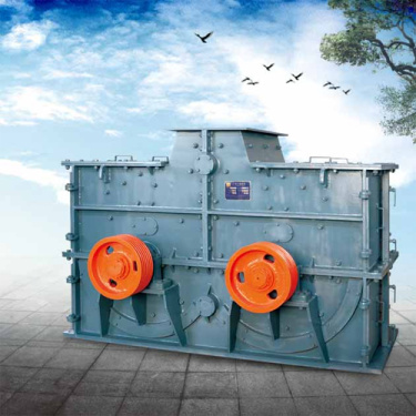 东方机械CP1000X800X2双辊细碎锤式破碎机