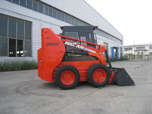 威肯GM650C滑移装载机