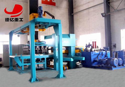 德亿重工DY1250型全自动液压砖机高清图 - 外观