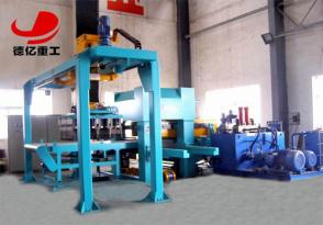 德亿重工DY1250型全自动液压砖机