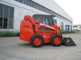 威肯GM1605A滑移装载机