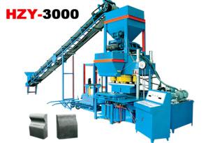 恒兴机械HZY-3000混凝土液压成型机砖机