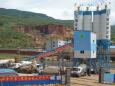 东南机械HZS-180型混凝土搅拌站高清图 - 外观
