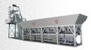 恒兴机械HZS系列快装式混凝土搅拌站高清图 - 外观