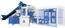 华源机械HY10-15型全自动液压砌块成型机砖机高清图 - 外观