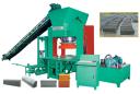 华源机械HY300T型路沿(路面砖液压)成型机砖机高清图 - 外观
