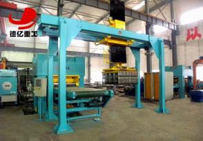 德亿重工DY1100全自动液压砖机