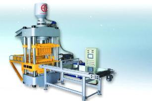 恒兴机械HXS6500全自动双压成型机砖机