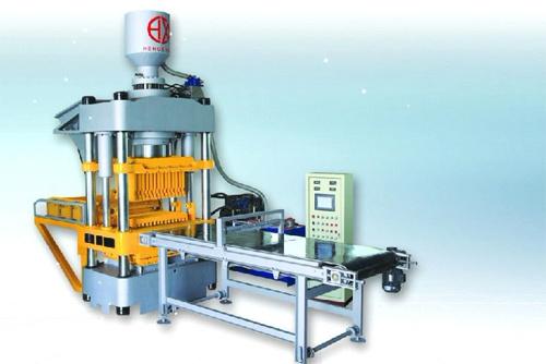 恒兴机械HX1300A全自动双向液压成型机砖机