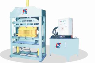 建丰机械QT4-30B 半自动砌块成型机砖机