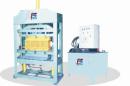 建丰机械QT4-30B 半自动砌块成型机砖机高清图 - 外观