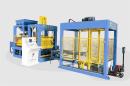 建丰机械QT10-15 全自动砌块成型机砖机高清图 - 外观