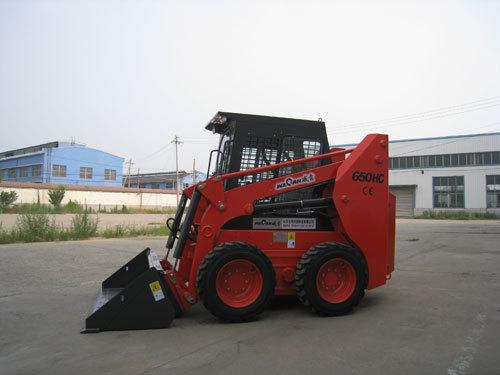 威肯GM650HC滑移装载机