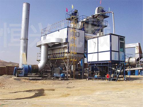 恒兴机械LB系列强制间歇式沥青混合料搅拌站