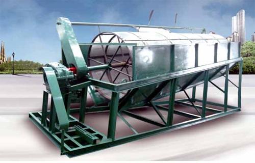 东方机械TS5000X1500筒式筛分机高清图 - 外观