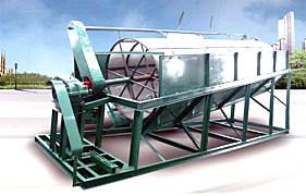 东方机械TS5000X1500筒式筛分机