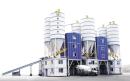 恒兴机械HZS系列商品混凝土搅拌站高清图 - 外观