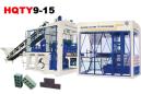 恒兴机械HQTY9-15全自动砌块成型机砖机高清图 - 外观