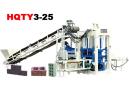 恒兴机械HQTY3-25砌块成型机砖机高清图 - 外观