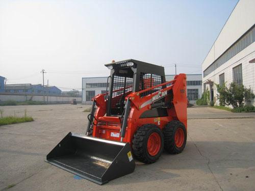 威肯GM650A滑移装载机高清图 - 外观