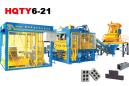 恒兴机械HQTY6-21全自动砌块成型机砖机高清图 - 外观