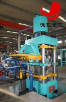 德亿重工DYS430型多功能液压砖机