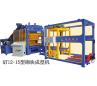福帆机械QT12-15型砌块成型机(免烧砖机)砖机高清图 - 外观