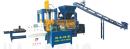 建丰机械QT6-15 全自动砌块成型机砖机高清图 - 外观