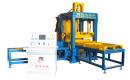 建丰机械QT4-15 全半自动砌块成型机砖机高清图 - 外观