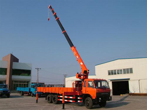 青山ks1886直臂式随车起重机