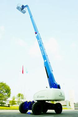 运想重工22米直臂 GBTZ22、GBTZ24Z高空作业平台