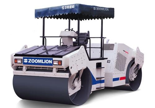 中联重科YZC13E(敞篷)双钢轮压路机