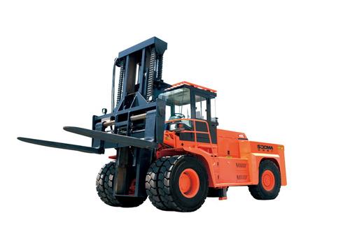 华南重工HNF350M集装箱重箱叉车