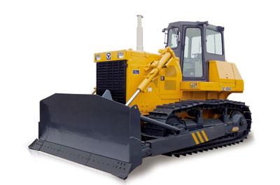 徐工TY230型覆带式推土机高清图 - 外观