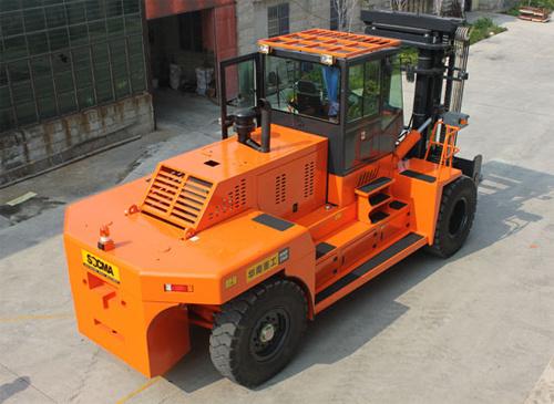 华南重工HNF250M集装箱重箱叉车