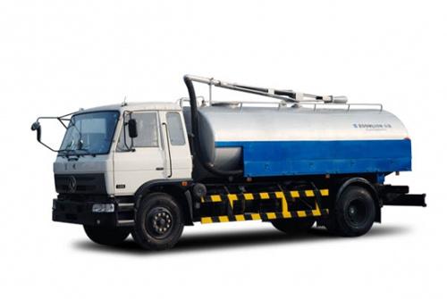 中联重科ZLJ5061GQXE3疏通吸污养护车