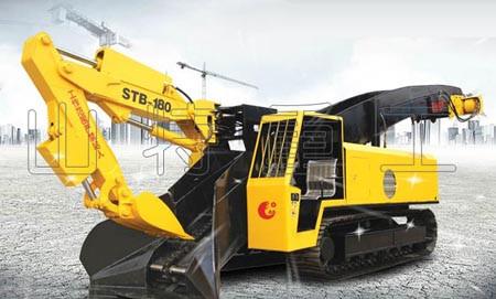 山特重工STB-180/ZWY-180/75L煤矿专用型号高清图 - 外观